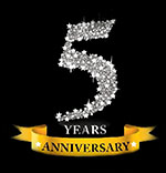 Ancient World Gemstone Jewelry 5 Year Anniversary